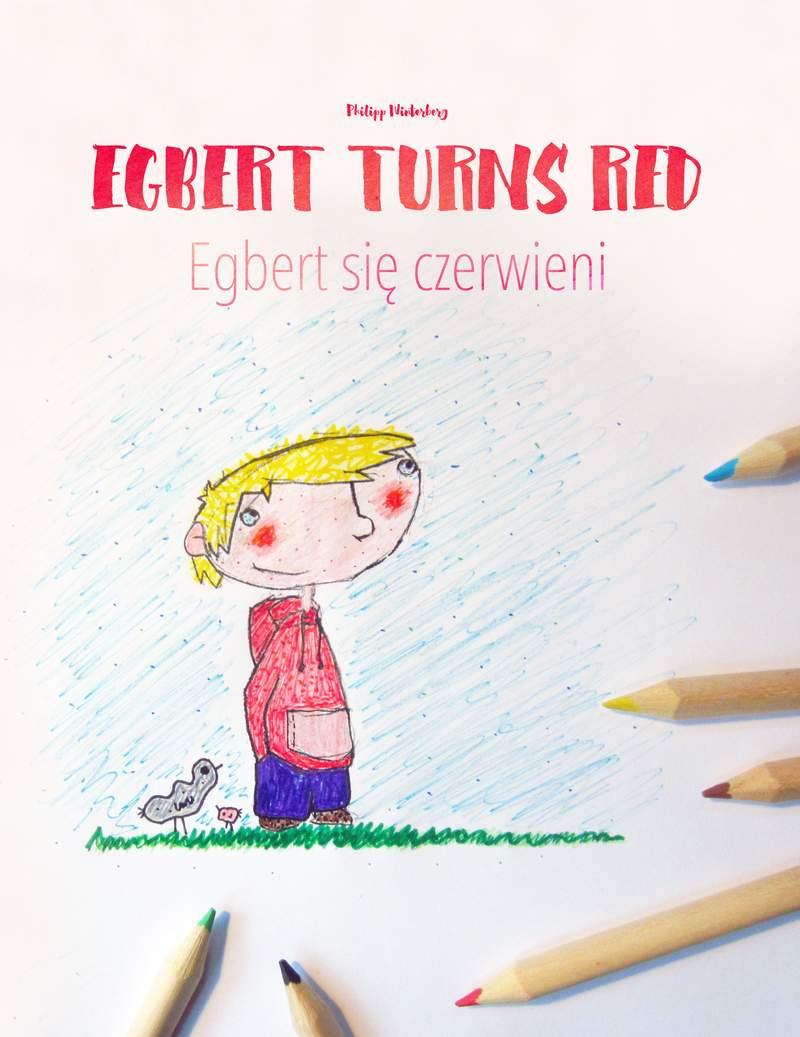 Egbert robi się czerwony